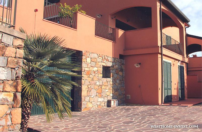 Buy a villa in San Remo inexpensively