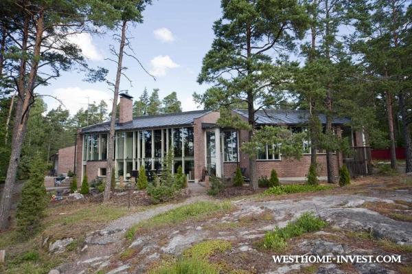 Великолепный дом на море, Хельсинки