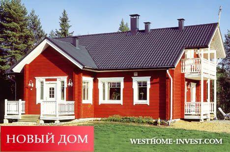 Дом 164 кв.м. с участком на Финском заливе