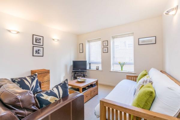 Комфортная квартира в Ковент-Гардене с двумя спальнями