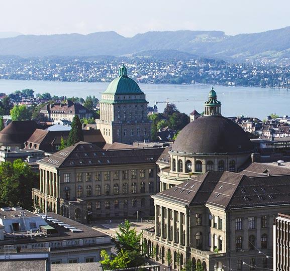Швейцарский федеральный институт технологий в Цюрихе