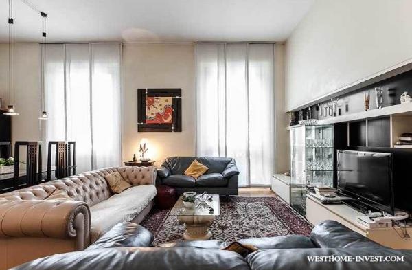 Milan apartments photos